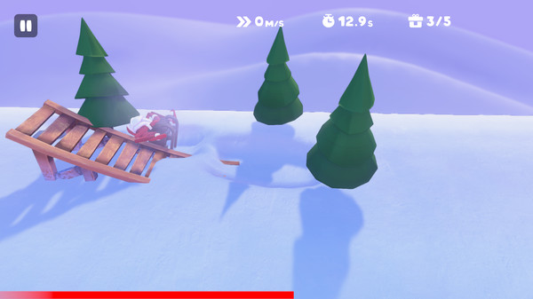 冬季雪橇 中文版