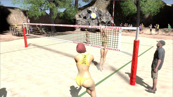 自由排球 中文版