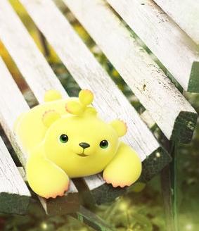 治愈萌芽熊2 电脑版