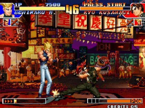 拳皇97模拟器版