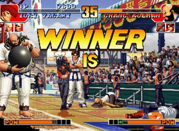 拳皇97纯净版