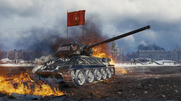 坦克世界 中文版