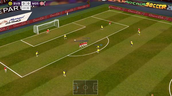 超级街机足球2021 中文版