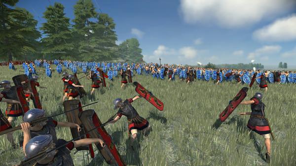 全面战争:罗马重制版 中文版