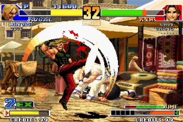 拳皇98破解版