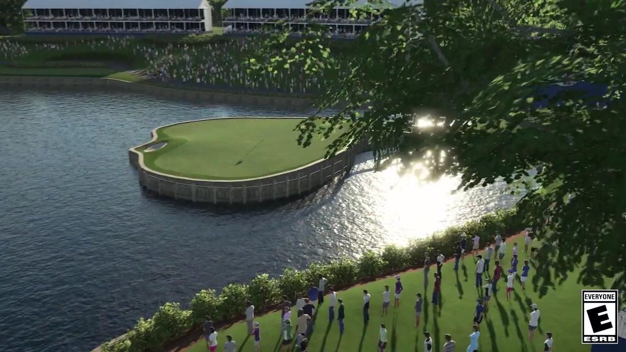 PGA巡回赛2K22 中文版