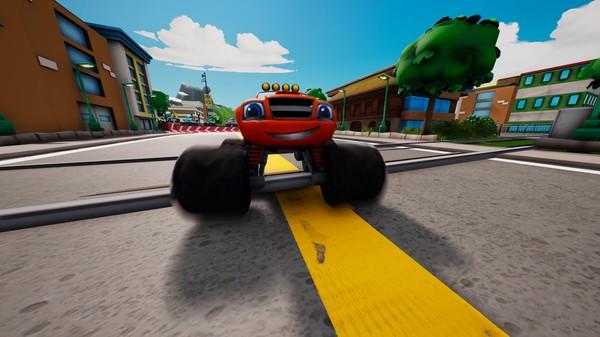 旋风战车队:速度城赛车