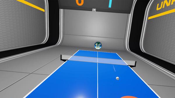 VR乒乓球高级版