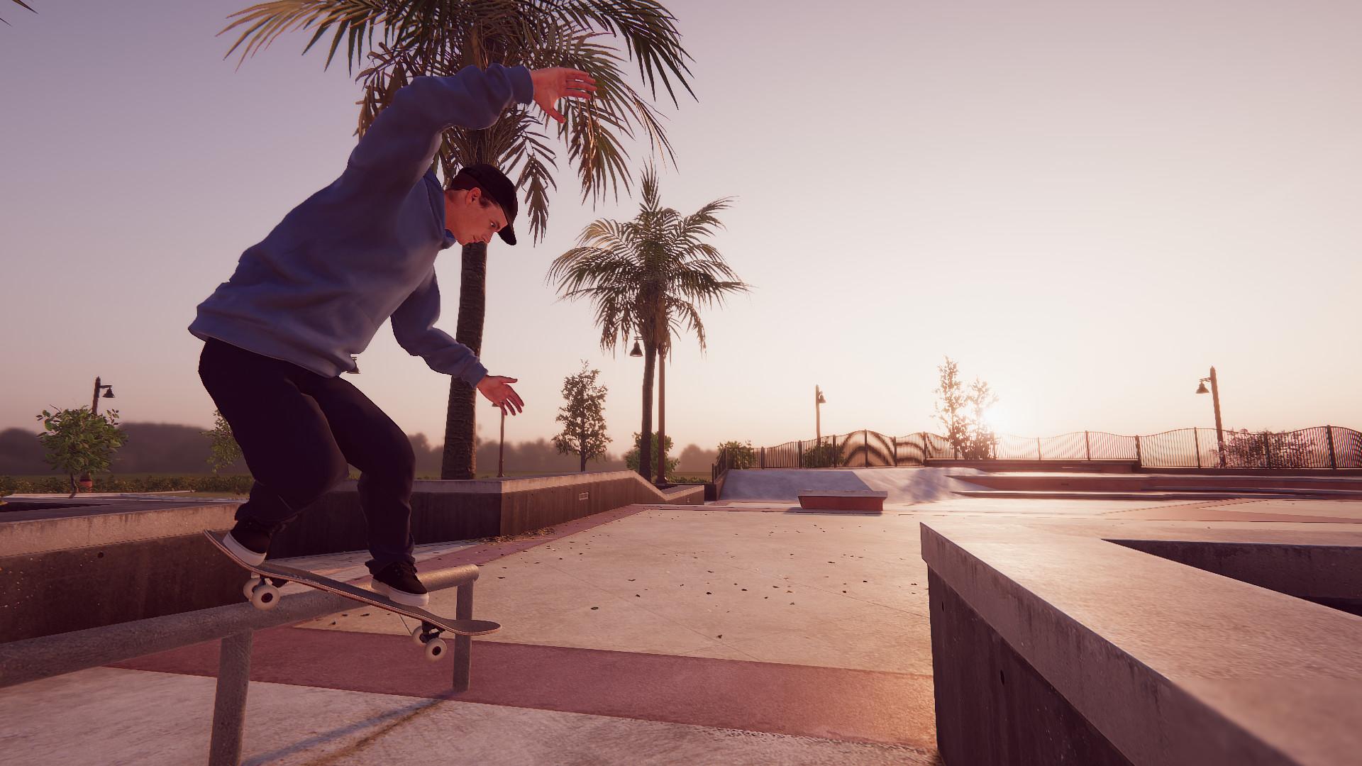 滑板4pc版