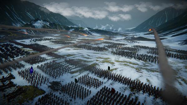 罗马帝国战争破解版
