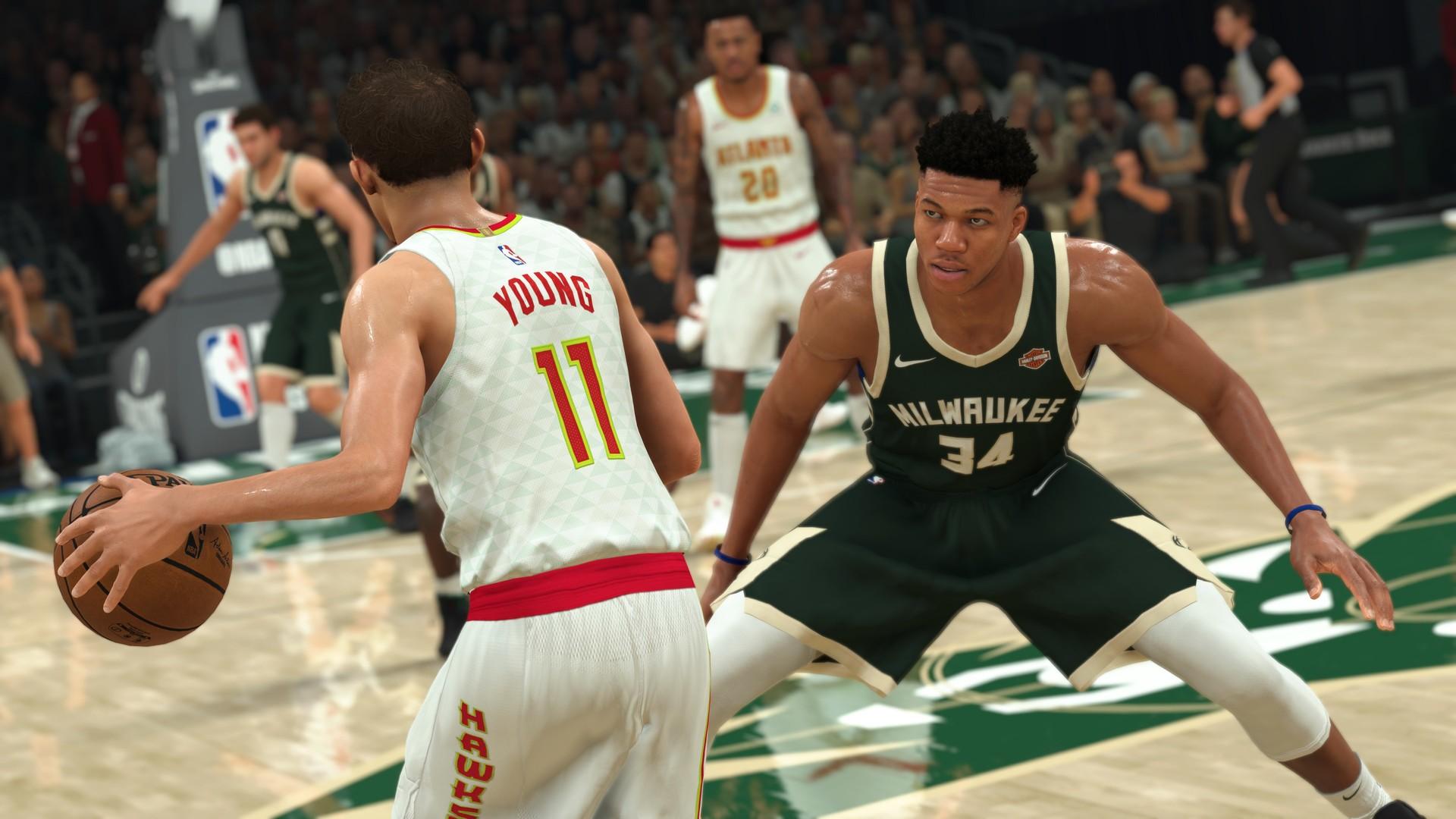 NBA2K21免安装版