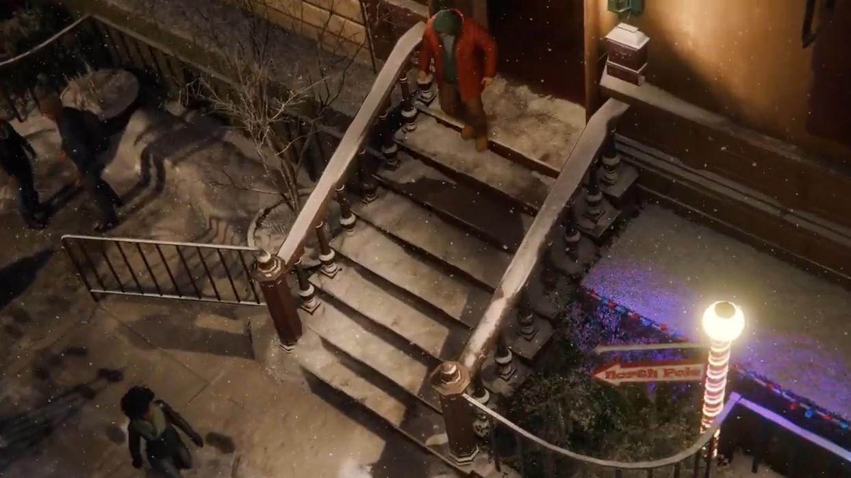漫威蜘蛛侠2:迈尔斯 中文版