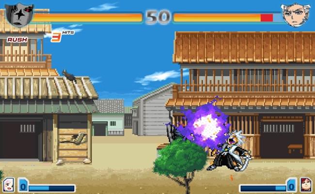 死神vs火影540终极版
