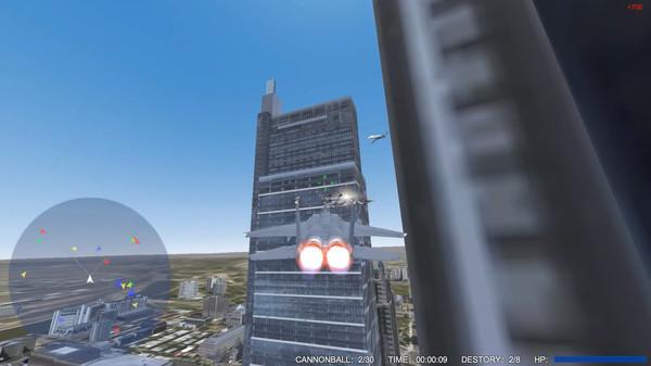 城市空中决战 中文版