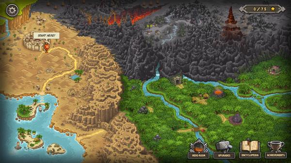 王国保卫战:传奇 中文版