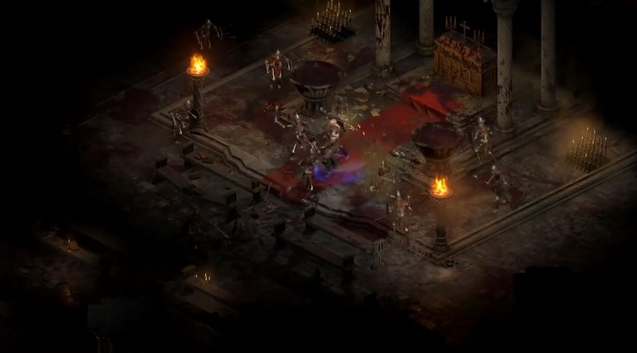 暗黑破坏神2重制版免费版