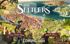 育碧《新工人物语》科隆展前预告 2020年发售