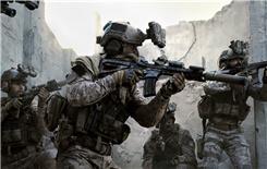 过于暴力 《使命召唤16:现代战争》ESRB评级M级