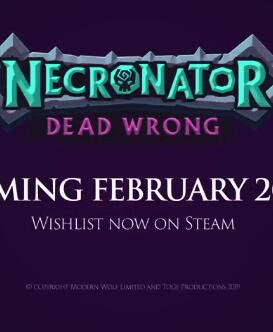 Necronator:Dead Wrong 中文版
