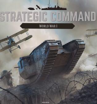战略指挥部:第一次世界大战 中文版