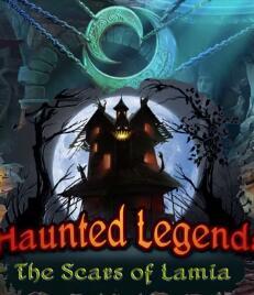 幽灵传说15:拉米娅的伤疤 中文版