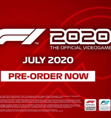 F1 2020 中文版