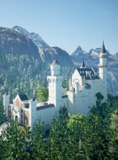 长途客车模拟:巴伐利亚城堡 中文版