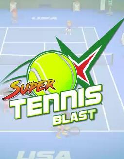 超级爆裂网球 中文版