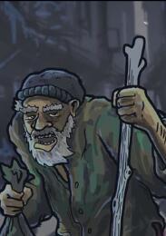 垃圾场:流浪汉的预言 中文版