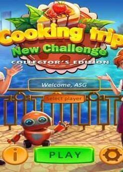 烹饪之旅:新挑战 中文版
