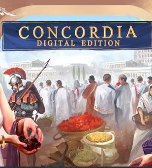 康考迪亚:数字版 中文版