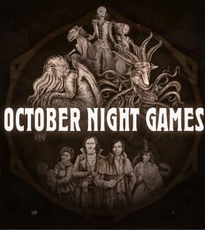 十月夜游戏 中文版