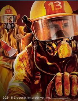 真正的英雄:消防员 中文版