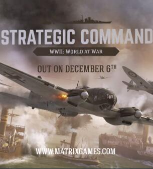 战略命令WWII:世界战争 中文版