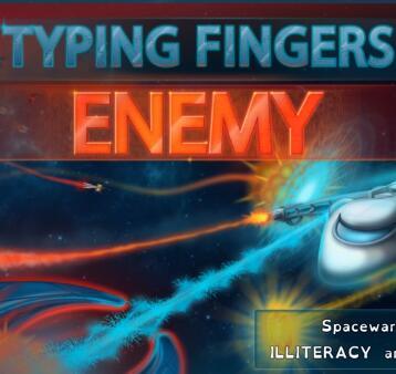 打字手指:敌人 中文版