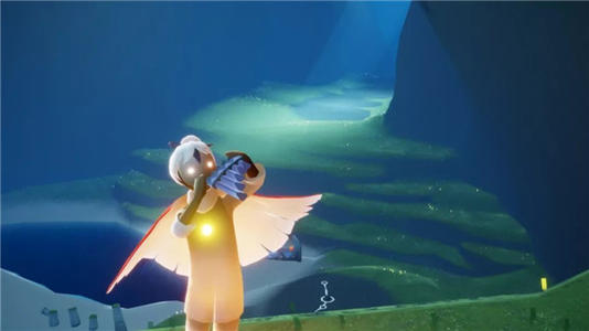 《光遇》在鲤鱼池旁冥想任务完成攻略