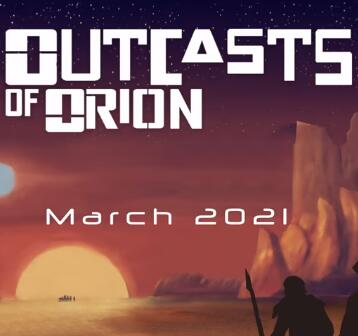 Outcasts of Orion 中文版