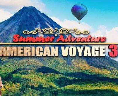 夏季探险:美国之旅3 中文版