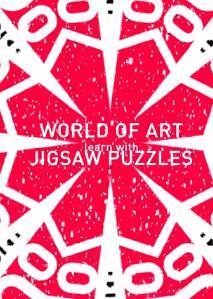艺术世界:学习拼图游戏 中文版