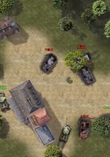 俯视坦克 中文版