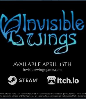 Invisible Wings 中文版