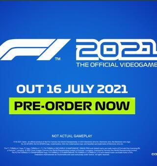 F1 2021 中文版