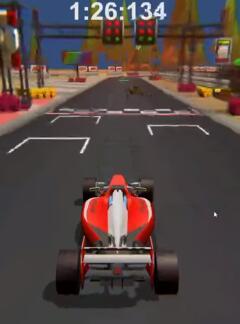 赛车:总卡通竞赛 中文版