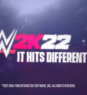 WWE2K22 中文版