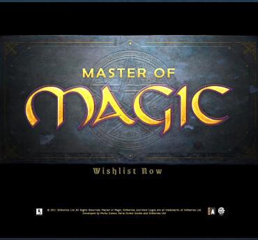魔法大师:重制版 中文版