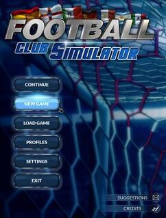 足球俱乐部模拟21 中文版