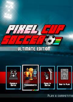 像素世界杯足球赛:终极版 中文版