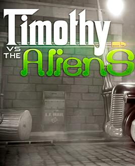 提摩太vs外星人 中文版
