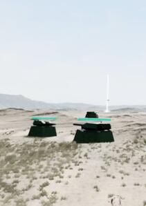 现代战争模拟器之地面突防