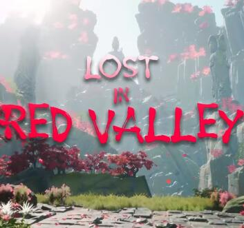 Lost in Red Valley 中文版